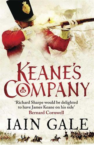 Keane's Company - Captain James Keane (Paperback)