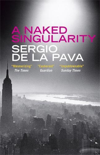 A Naked Singularity (Paperback)