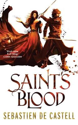 Saint's Blood: The Greatcoats Book 3 - The Greatcoats (Hardback)