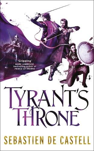 Tyrant's Throne: The Greatcoats Book 4 - The Greatcoats (Hardback)
