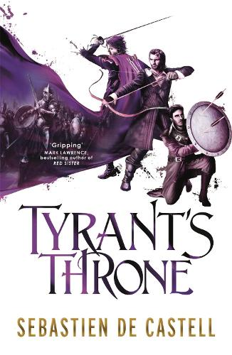 Tyrant's Throne: The Greatcoats Book 4 - The Greatcoats (Paperback)