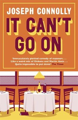 It Can't Go On (Paperback)
