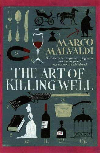 The Art of Killing Well (Paperback)