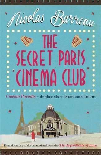 The Secret Paris Cinema Club (Paperback)