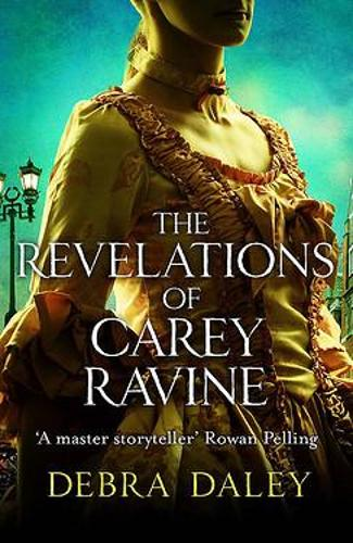 The Revelations of Carey Ravine (Paperback)