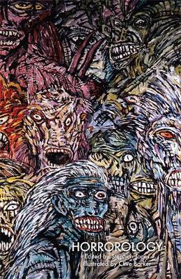 Horrorology: Books of Horror (Hardback)