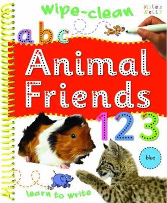 Animal Friends - Learn to Write (Paperback)