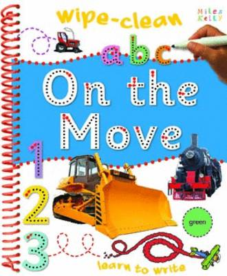 On the Move - Learn to Write (Paperback)