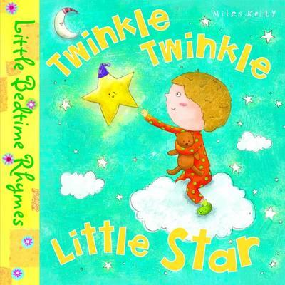 Twinkle Twinkle Little Star - Little Library Nursery Rhymes (Hardback)