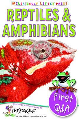 Reptiles & Amphibians - Little Press (Paperback)