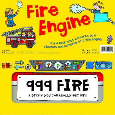 Convertible: Fire Engine (Paperback)