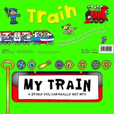 Convertible My Train - Convertibles (Board book)