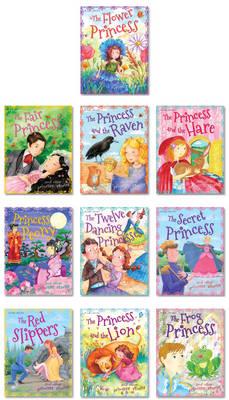 Princess Stories 10 Pack - Princess Stories (Paperback)