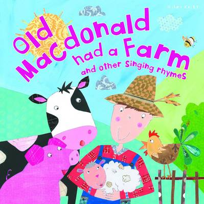 My Rhyme Time: Old Macdonald Had a Farm (Paperback)