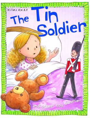 The Tin Soldier - Toy Stories (Paperback)