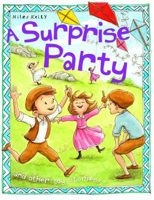 A Surprise Party - Toy Stories (Paperback)