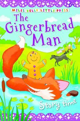Gingerbread Man (Paperback)