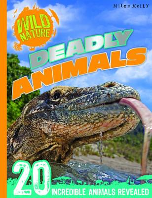 Wild Nature: Deadly Animals (Paperback)