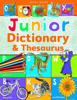 Junior Dictionary & Thesaurus (Paperback)