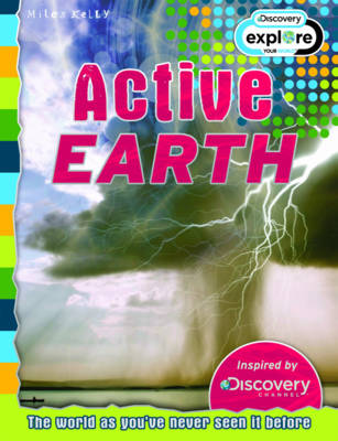 Active Earth - Discovery Edition - Discovery Explore Your World (Paperback)