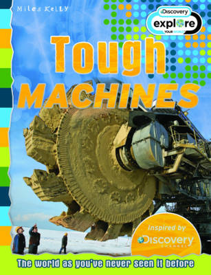 Tough Machines - Discovery Edition (Paperback)