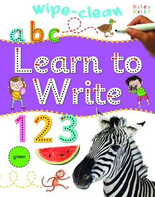 Wipe Clean Learn to Write (Spiral bound)