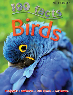 100 Facts - Birds (Paperback)
