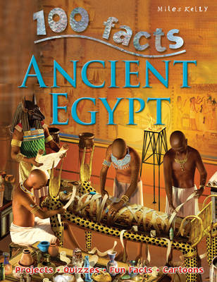 100 Facts - Ancient Egypt (Paperback)