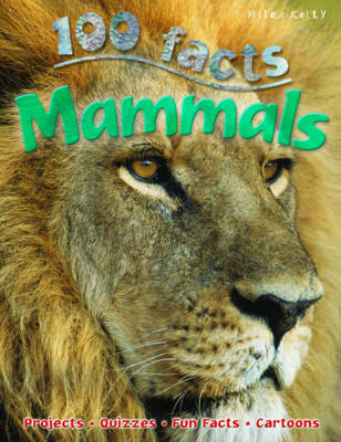 100 Facts - Mammals (Paperback)