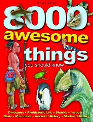 8000 Awesome Things You Should Know (Paperback)