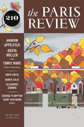 The Paris Review: Vol 210 (Autumn) (Paperback)