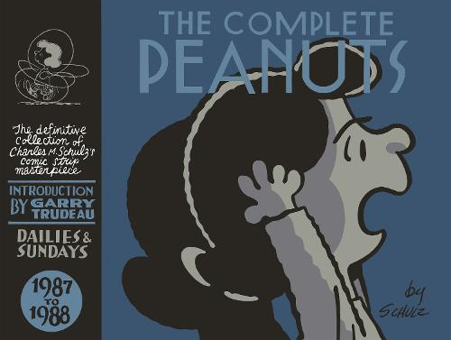 The Complete Peanuts 1987-1988: Volume 19 (Hardback)