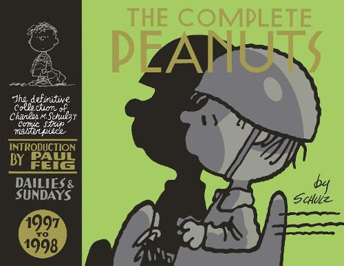 The Complete Peanuts 1997-1998: Volume 24 (Hardback)