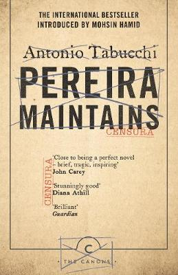 Pereira Maintains - Canons (Paperback)