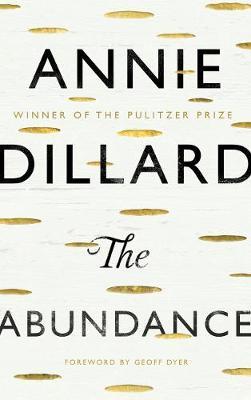 The Abundance - Canons (Hardback)