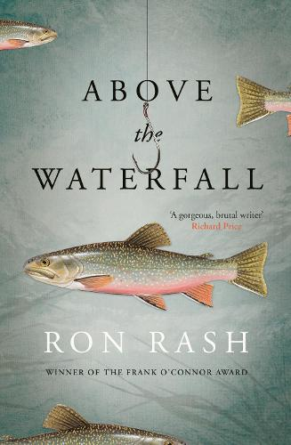 Above the Waterfall (Paperback)