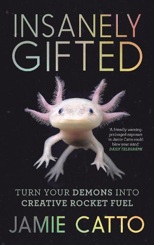 Insanely Gifted: Turn Your Demons into Creative Rocket Fuel (Paperback)