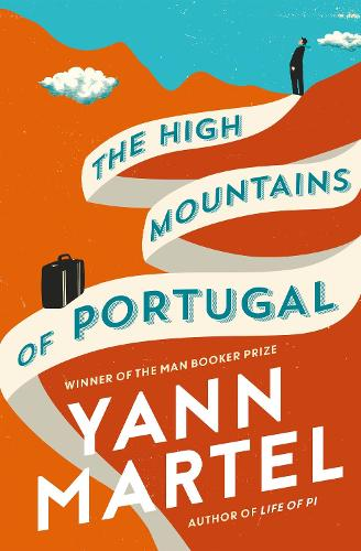 Cover of the book, The High Mountains of Portugal.