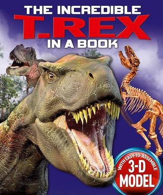 The Incredible T. Rex in a Book