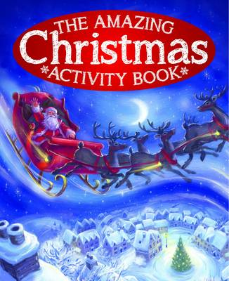The Amazing Christmas Activity Book (Paperback)