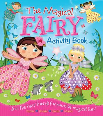 The Magical Fairy Activity Book (Paperback)