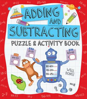 Adding and Subtracting Puzzle & Activity Book (Paperback)