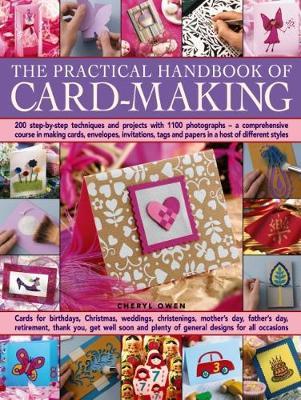 Practical Handbook of Card Making (Paperback)