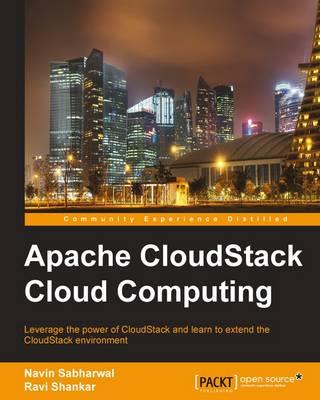 Apache CloudStack Cloud Computing (Paperback)