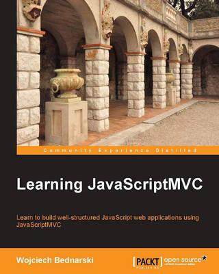 Learning JavaScriptMVC (Paperback)