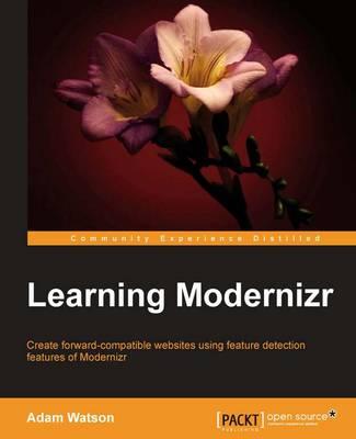 Learning Modernizr (Paperback)
