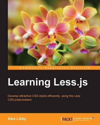 Learning Less.js (Paperback)
