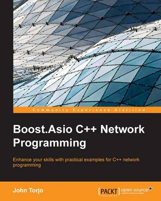 Boost.Asio C++ Network Programming (Paperback)