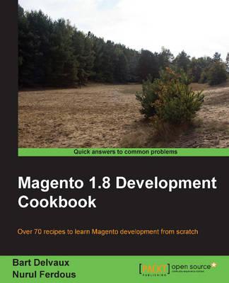 Magento 1.7 Development Cookbook (Paperback)