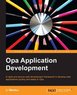 Opa Application Development (Paperback)